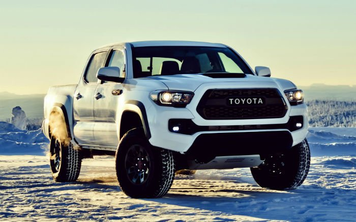 differences tacoma image trd b o between toyota blog pro the and