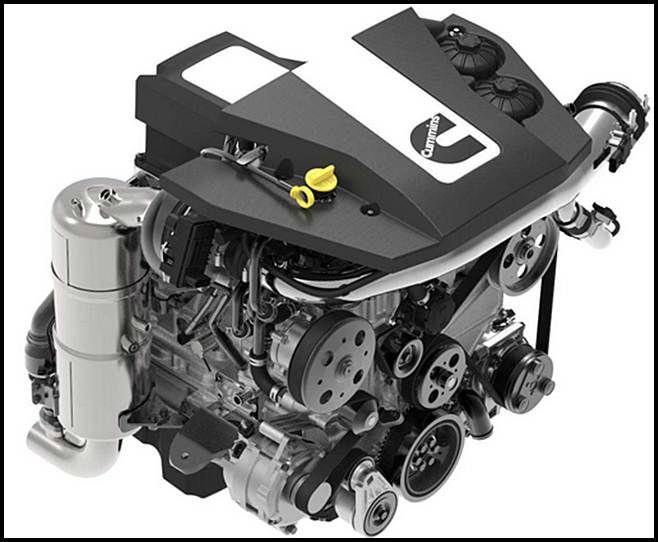 2017 Toyota Tundra Cummins Engine