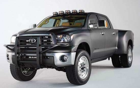 2017 Toyota Tundra Diesel Dually