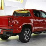 Chevrolet Colorado 2017 Changes