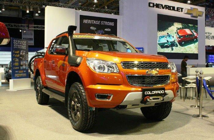 Chevrolet Colorado 2017 Philippines