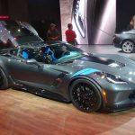 Chevrolet Corvette 2017 Grand Sport