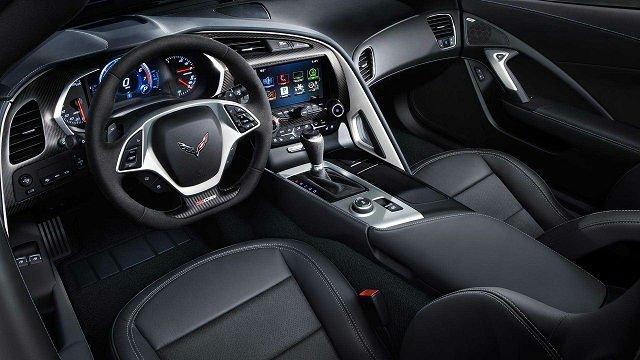 Chevrolet Corvette 2017 Interior