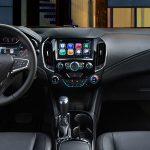 Chevrolet Cruze 2017 Interior