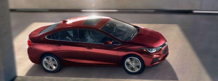 Chevrolet Cruze 2017 Model
