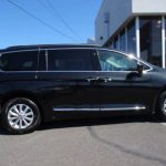 Chrysler Pacifica 2017 Black