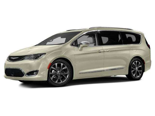 Chrysler Pacifica 2017 Colors
