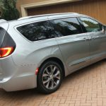 Chrysler Pacifica 2017 Limited Model