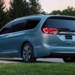 Chrysler Pacifica Hybrid 2017 Exterior