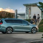 Chrysler Town And Country 2017 Hybrid