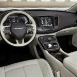 Chrysler Town And Country 2017 Interior