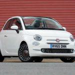 Fiat 500 2017 Model