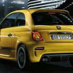 Fiat Abarth 2017 Exterior