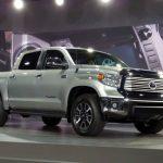 Toyota Sequoia 2017 Diesel