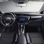 Toyota Sienna 2017 Interior