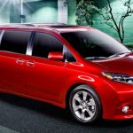 Toyota Sienna 2017 Limited