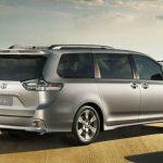 Toyota Sienna 2017 XLE