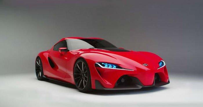 Toyota Supra 2017 Concept