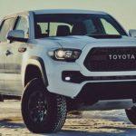 Toyota Tacoma 2017 Canada
