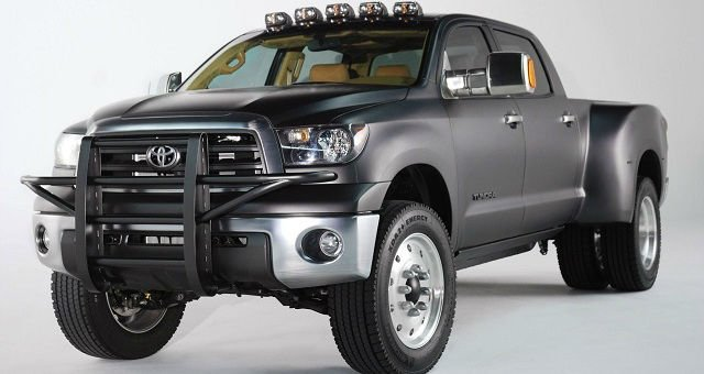 Toyota Tundra 2017 Pictures