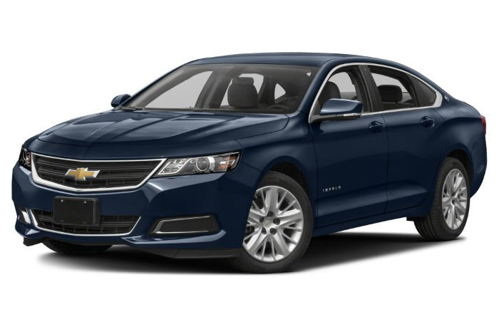 2017 Chevrolet Impala CNG 2FL