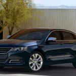 2017 Chevrolet Impala CNG 3LT