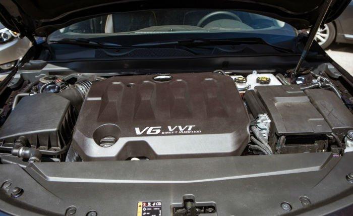2017 Chevrolet Impala Horsepower