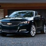 2017 Chevrolet Impala MSRP
