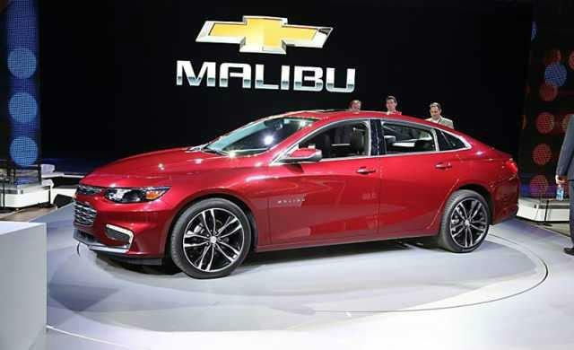 2017 Chevrolet Malibu Ss