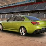 2017 Chevrolet SS Colors