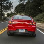2017 Chevrolet SS Exhaust