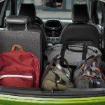 2017 Chevrolet Spark Cargo Space