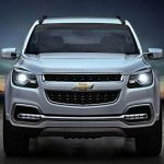 2017 Chevrolet Trailblazer Facelift