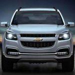 2017 Chevrolet Trailblazer Facelift