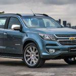 2017 Chevrolet Trailblazer USA