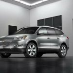 2017 Chevrolet Traverse Base LS