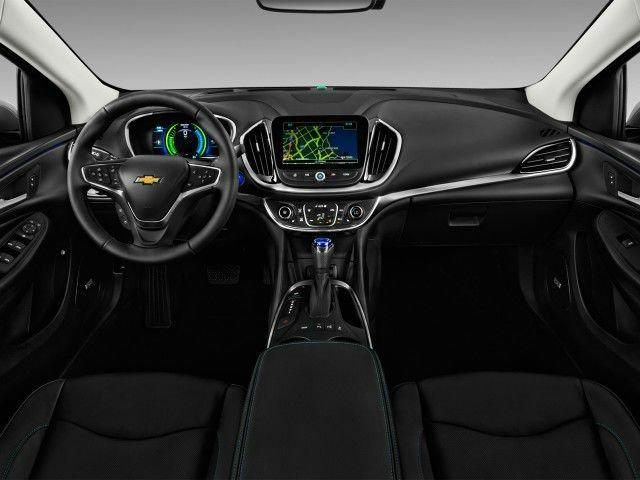 2017 Chevrolet Volt Premier Interior