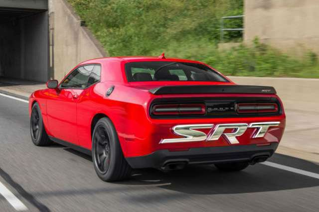 2017 Dodge Barracuda SRT