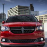 2017 Dodge Caravan Facelift