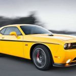 2017 Dodge Challenger Colors