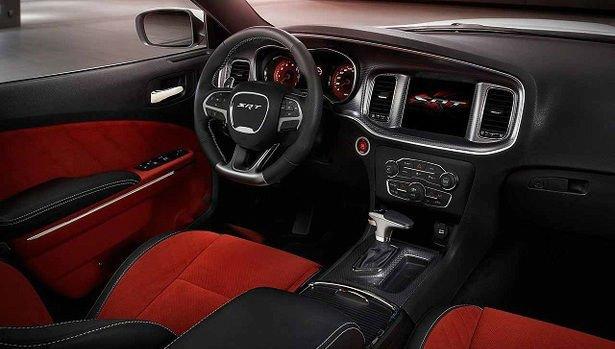 2017 Dodge Challenger Interior