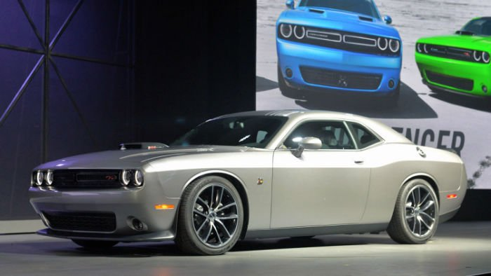 2017 Dodge Challenger RT Scat Pack