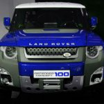2017 Land Rover Defender Concept