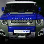 2017 Land Rover Defender Concept