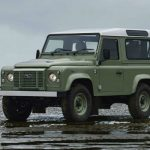2017 Land Rover Defender Pickup