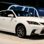 2017 Lexus CT Hatchback
