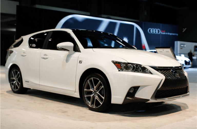 2017 Lexus CT Hatchback