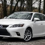 2017 Lexus CT Redesign