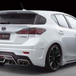 2017 Lexus CT200h Change