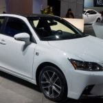 2017 Lexus CT200h Rumors